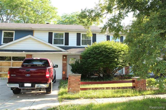 2631 Orchard Ln, Flint, MI 48504 (MLS #R2200051686) :: Berkshire Hathaway HomeServices Snyder & Company, Realtors®