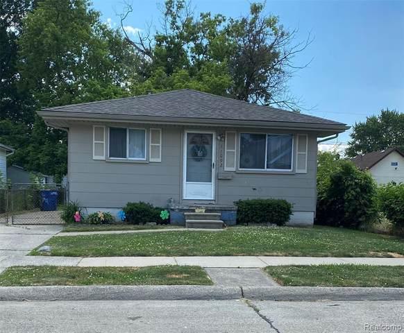 11092 Maxwell Ave, Warren, MI 48089 (MLS #R2200051995) :: Berkshire Hathaway HomeServices Snyder & Company, Realtors®