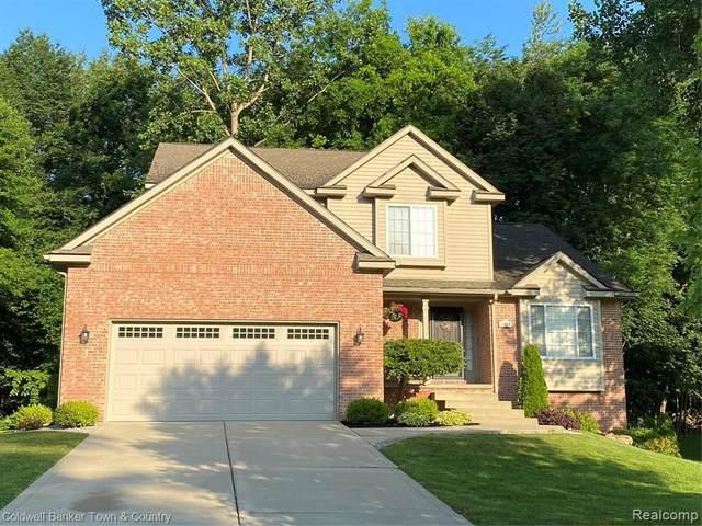 184 Summer Shade Dr, Howell, MI 48843 (MLS #R2200052176) :: Berkshire Hathaway HomeServices Snyder & Company, Realtors®