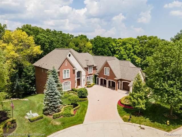 57475 Brookside Crt, Washington, MI 48094 (MLS #R2200052398) :: Berkshire Hathaway HomeServices Snyder & Company, Realtors®