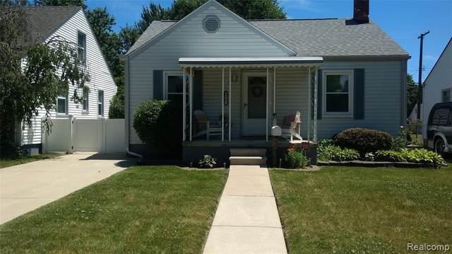 22122 Lambrecht Ave, Eastpointe, MI 48021 (MLS #R2200052490) :: Berkshire Hathaway HomeServices Snyder & Company, Realtors®