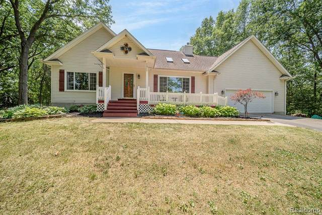 1630 E Rattalee Lake Rd, Holly, MI 48442 (MLS #R2200052593) :: Berkshire Hathaway HomeServices Snyder & Company, Realtors®