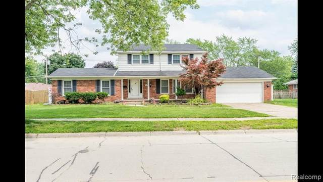 837 S Beech Daly St, Dearborn Heights, MI 48125 (MLS #R2200052610) :: Berkshire Hathaway HomeServices Snyder & Company, Realtors®