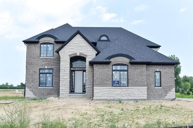 56584 Via Serbelloni, Macomb, MI 48042 (MLS #R2200052667) :: Berkshire Hathaway HomeServices Snyder & Company, Realtors®