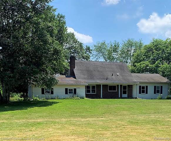 8195 E Territorial Rd, Munith, MI 49259 (MLS #R2200053056) :: Berkshire Hathaway HomeServices Snyder & Company, Realtors®