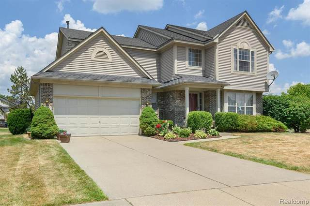8427 Misty Crt, Grand Blanc, MI 48439 (MLS #R2200053079) :: Berkshire Hathaway HomeServices Snyder & Company, Realtors®
