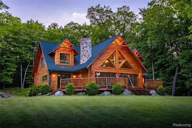 17186 Silver Rd Rd, Michigamme, MI 49861 (MLS #R2200055227) :: Berkshire Hathaway HomeServices Snyder & Company, Realtors®