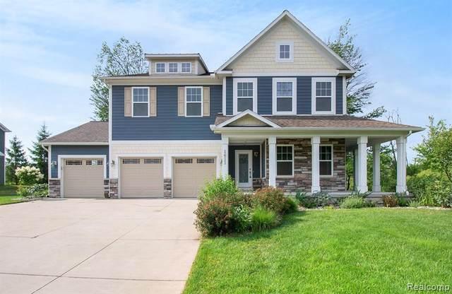 1611 Columbus Ave, Okemos, MI 48864 (MLS #R2200056803) :: Berkshire Hathaway HomeServices Snyder & Company, Realtors®