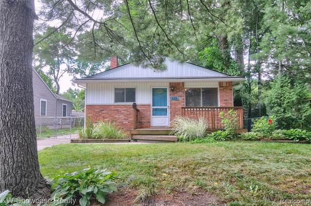 633 Ellen Ave, Royal Oak, MI 48073 (MLS #R2200058930) :: Berkshire Hathaway HomeServices Snyder & Company, Realtors®
