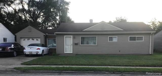 418 N Burton Crt, Ypsilanti, MI 48197 (MLS #R2200059793) :: Berkshire Hathaway HomeServices Snyder & Company, Realtors®
