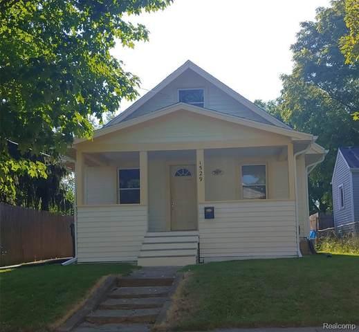 1529 Illinois Ave, Lansing, MI 48906 (MLS #R2200059796) :: Berkshire Hathaway HomeServices Snyder & Company, Realtors®