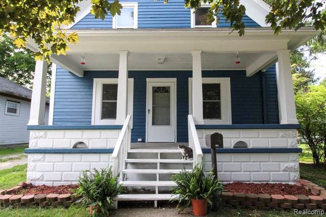 617 N Madison St, Lapeer, MI 48446 (MLS #R2200060932) :: Berkshire Hathaway HomeServices Snyder & Company, Realtors®