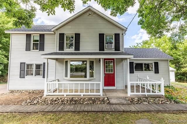 61770 Silver Lake Rd, South Lyon, MI 48178 (MLS #R2200061065) :: Berkshire Hathaway HomeServices Snyder & Company, Realtors®