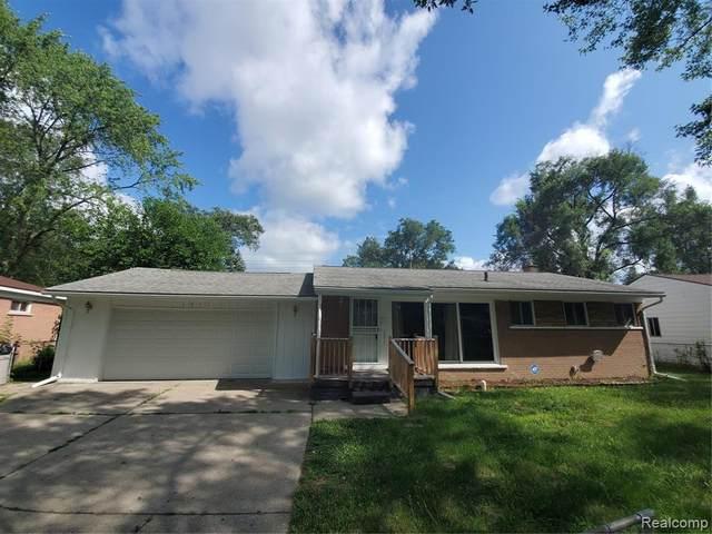 1571 Andrea St, Ypsilanti, MI 48198 (MLS #R2200061240) :: Berkshire Hathaway HomeServices Snyder & Company, Realtors®