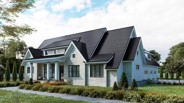 2048 Greater Oak Dr, Lapeer, MI 48446 (MLS #R2200061367) :: Berkshire Hathaway HomeServices Snyder & Company, Realtors®