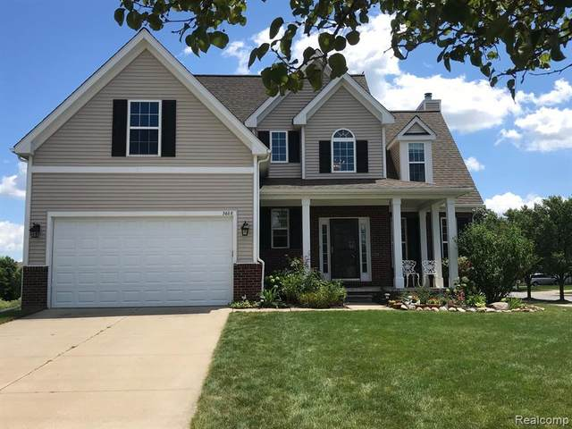 3608 N Wilson Crt, Dexter, MI 48130 (MLS #R2200061529) :: Berkshire Hathaway HomeServices Snyder & Company, Realtors®