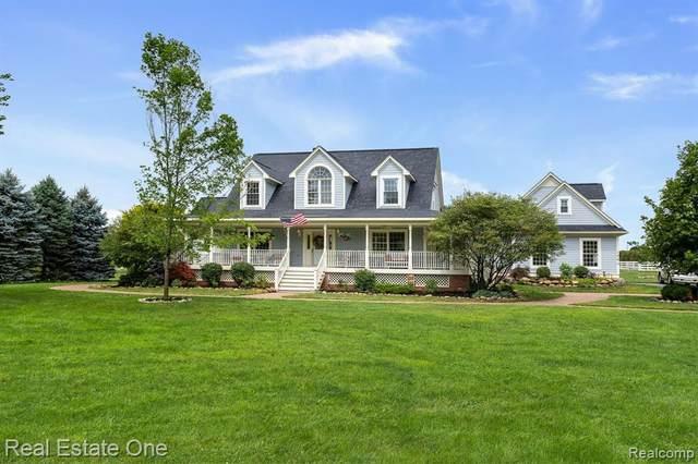 1223 Parks Rd, Oakland, MI 48363 (MLS #R2200061693) :: Berkshire Hathaway HomeServices Snyder & Company, Realtors®