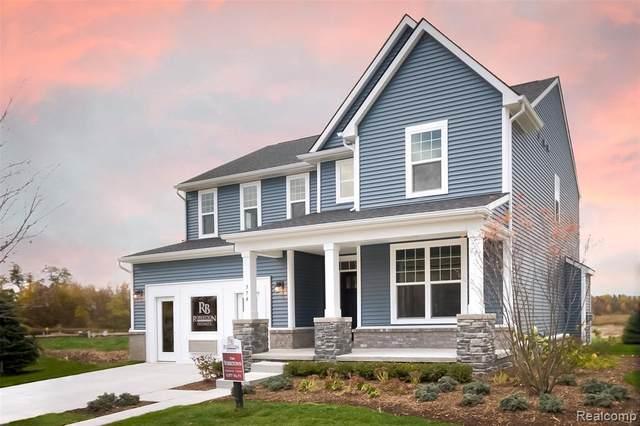 2966 Monument Ln, Wixom, MI 48393 (MLS #R2200061701) :: Berkshire Hathaway HomeServices Snyder & Company, Realtors®