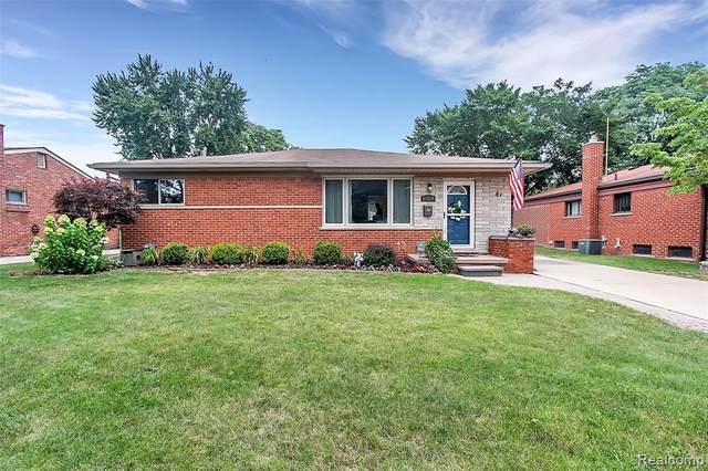 31838 Bretton St, Livonia, MI 48152 (MLS #R2200061718) :: Berkshire Hathaway HomeServices Snyder & Company, Realtors®