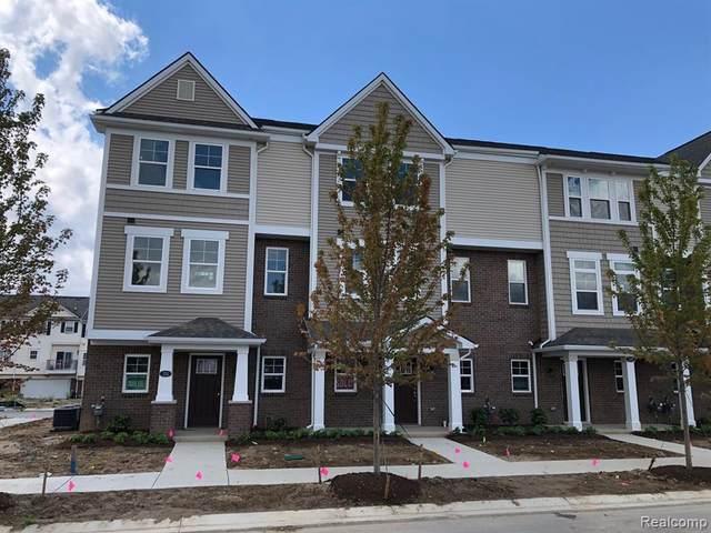 151 Monument Ln, Wixom, MI 48393 (MLS #R2200061757) :: Berkshire Hathaway HomeServices Snyder & Company, Realtors®
