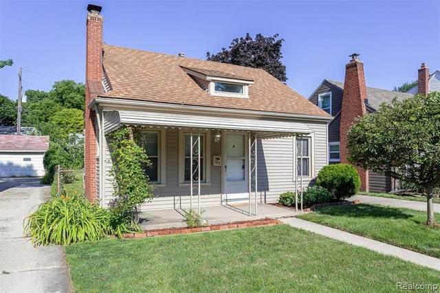 3620 Campbell St, Dearborn, MI 48124 (MLS #R2200061777) :: Berkshire Hathaway HomeServices Snyder & Company, Realtors®