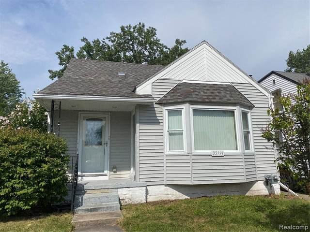 22773 Normandy Ave, Eastpointe, MI 48021 (MLS #R2200061984) :: Berkshire Hathaway HomeServices Snyder & Company, Realtors®