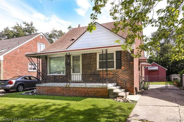 807 Merrill Ave, Lincoln Park, MI 48146 (MLS #R2200062278) :: Berkshire Hathaway HomeServices Snyder & Company, Realtors®