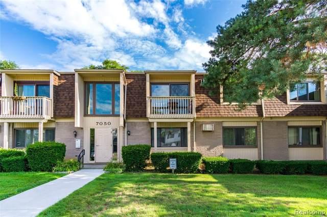 7050 Villa Dr Unit 5, Waterford, MI 48327 (MLS #R2200062602) :: Berkshire Hathaway HomeServices Snyder & Company, Realtors®