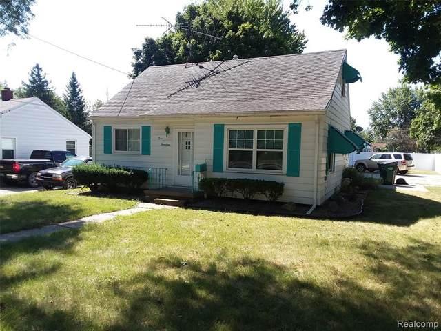 517 W Holmes Rd, Lansing, MI 48910 (MLS #R2200063400) :: Berkshire Hathaway HomeServices Snyder & Company, Realtors®