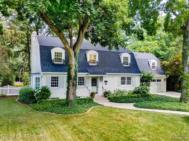 18784 Saratoga Blvd, Lathrup Village, MI 48076 (MLS #R2200063530) :: Berkshire Hathaway HomeServices Snyder & Company, Realtors®