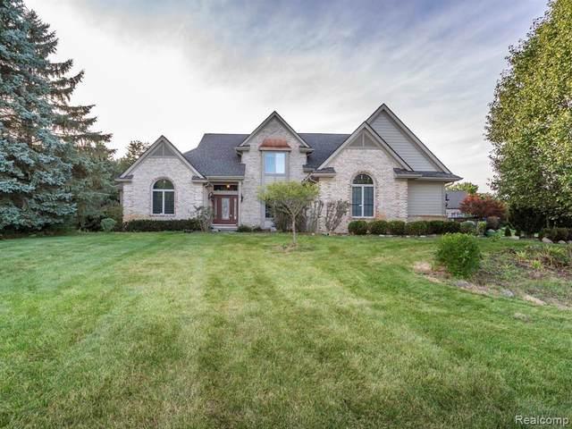 8602 Cedar Hills Dr, Dexter, MI 48130 (MLS #R2200063643) :: Berkshire Hathaway HomeServices Snyder & Company, Realtors®