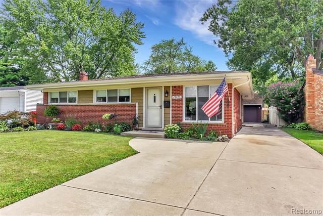 29725 Magnolia Dr, Flat Rock, MI 48134 (MLS #R2200063698) :: Berkshire Hathaway HomeServices Snyder & Company, Realtors®