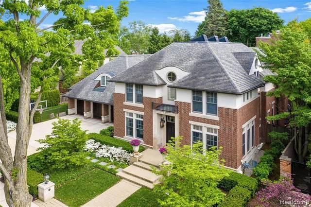 553 W Frank St, Birmingham, MI 48009 (MLS #R2200064170) :: Berkshire Hathaway HomeServices Snyder & Company, Realtors®