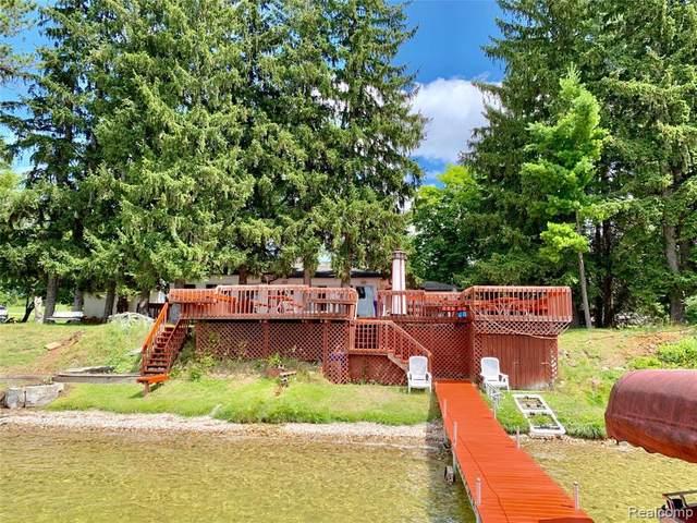 4951 N Hubbard Lake Rd, Spruce, MI 48762 (MLS #R2200064176) :: Berkshire Hathaway HomeServices Snyder & Company, Realtors®