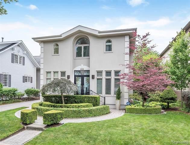 888 Purdy St, Birmingham, MI 48009 (MLS #R2200064485) :: Berkshire Hathaway HomeServices Snyder & Company, Realtors®