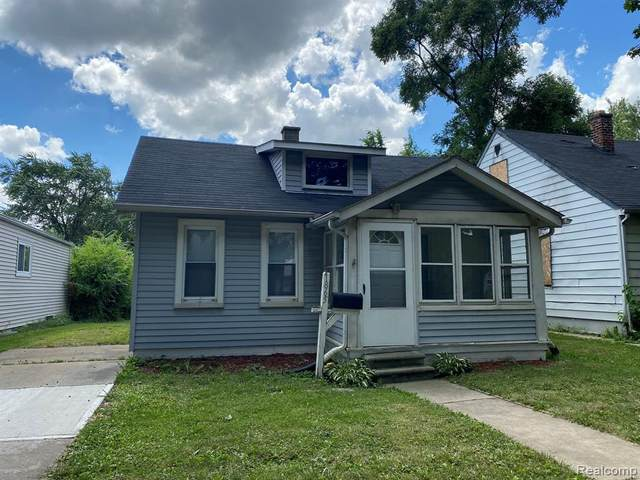 1865 Russell Ave, Lincoln Park, MI 48146 (MLS #R2200064655) :: Berkshire Hathaway HomeServices Snyder & Company, Realtors®