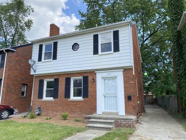 9358 Littlefield St, Detroit, MI 48228 (MLS #R2200064707) :: Berkshire Hathaway HomeServices Snyder & Company, Realtors®