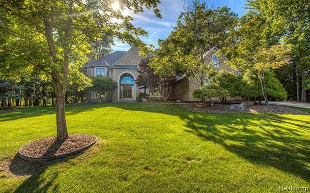 5590 Carrollton Crt, Rochester, MI 48306 (MLS #R2200064712) :: Berkshire Hathaway HomeServices Snyder & Company, Realtors®