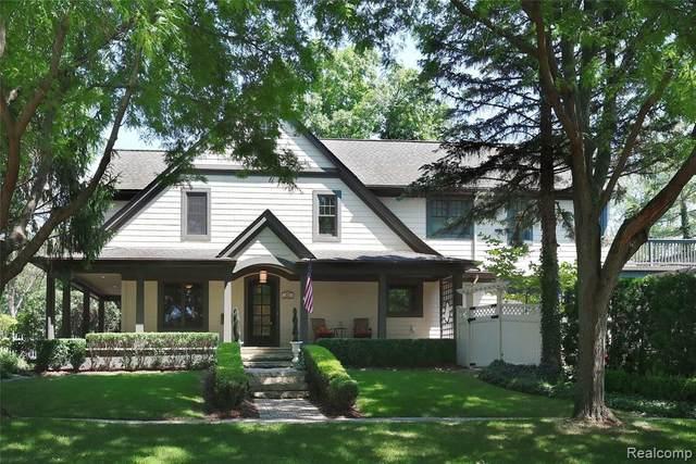 787 Harmon St, Birmingham, MI 48009 (MLS #R2200064747) :: Berkshire Hathaway HomeServices Snyder & Company, Realtors®