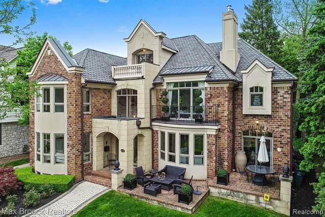 470 Lakeside Dr, Birmingham, MI 48009 (MLS #R2200064795) :: Berkshire Hathaway HomeServices Snyder & Company, Realtors®