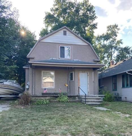 1702 Linval St, Lansing, MI 48910 (MLS #R2200069070) :: Berkshire Hathaway HomeServices Snyder & Company, Realtors®