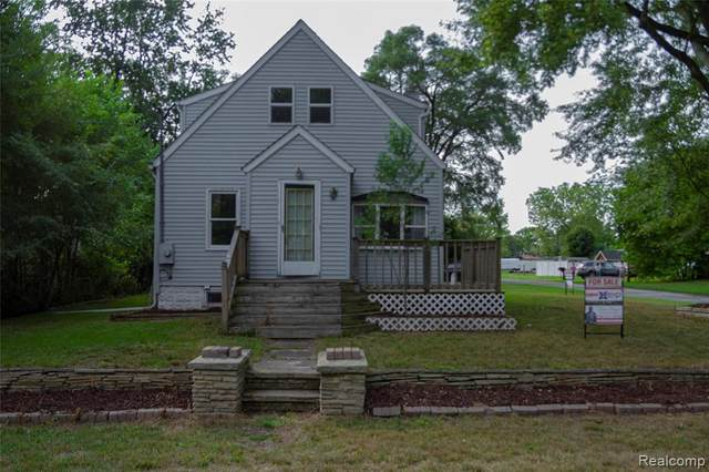 652 9th St, Michigan Center, MI 49254 (MLS #R2200069181) :: Berkshire Hathaway HomeServices Snyder & Company, Realtors®