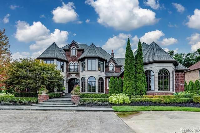 47885 Bellagio Crt, Northville, MI 48167 (MLS #R2200072024) :: Berkshire Hathaway HomeServices Snyder & Company, Realtors®