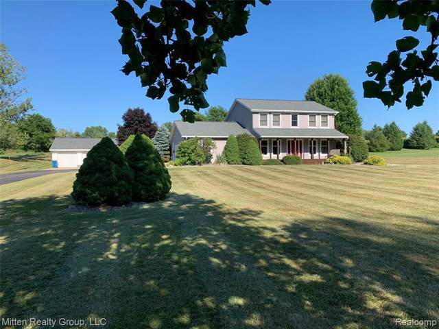 2975 Whipple Rd, Jackson, MI 49201 (MLS #R2200072025) :: Berkshire Hathaway HomeServices Snyder & Company, Realtors®