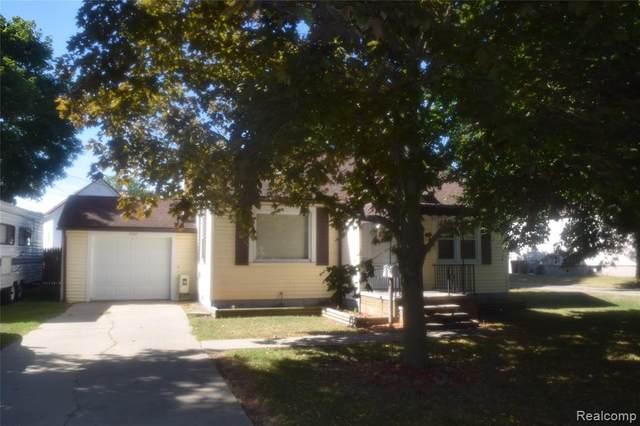 338 E Grove St, Sebewaing, MI 48759 (MLS #R2200072384) :: Berkshire Hathaway HomeServices Snyder & Company, Realtors®