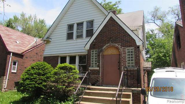 8248 Roselawn St, Detroit, MI 48204 (MLS #R2200072557) :: Berkshire Hathaway HomeServices Snyder & Company, Realtors®