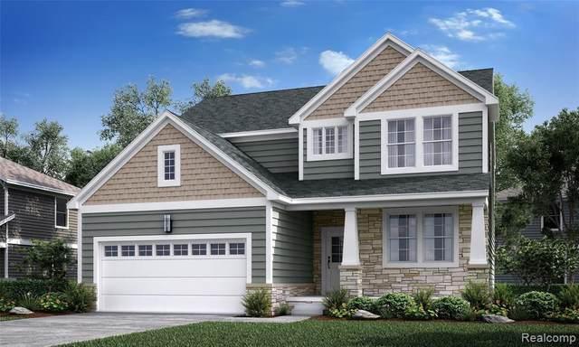 6498 Hawthorne Ave, Ypsilanti, MI 48197 (MLS #R2200073326) :: Berkshire Hathaway HomeServices Snyder & Company, Realtors®
