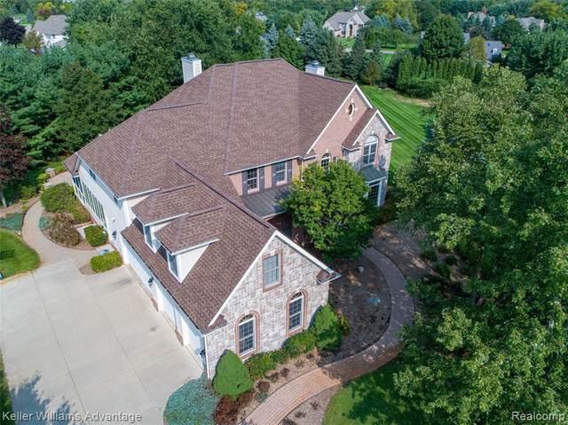 2461 Highridge Cir, Saline, MI 48176 (MLS #R2200073551) :: Berkshire Hathaway HomeServices Snyder & Company, Realtors®