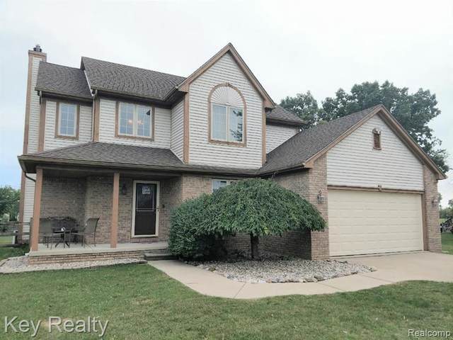 4582 Partridge Ln, Newport, MI 48166 (MLS #R2200074399) :: Berkshire Hathaway HomeServices Snyder & Company, Realtors®