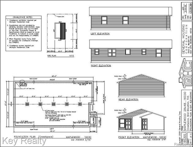 13280 Strong Blvd, South Rockwood, MI 48179 (MLS #R2200074501) :: Berkshire Hathaway HomeServices Snyder & Company, Realtors®